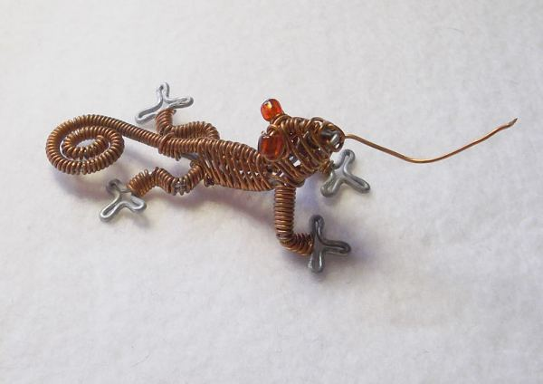 Amazing Mini Gecko
