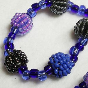 Cute Zulu bracelet bauble 02