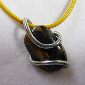 Peace Collection, Tiger's eye, yellow