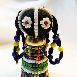 Ndebele Doll black