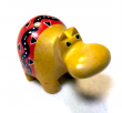 Mini Hippo yellow