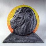 Big 5 Candle - Lion